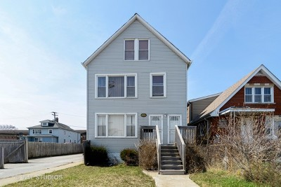 Calumet Park Multi Family Home Contingent: 12432 South Ashland Avenue