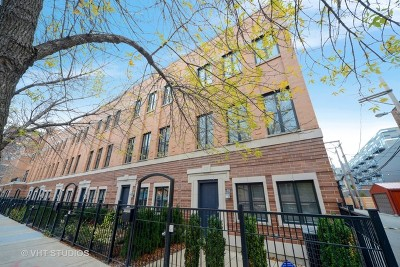Condo/Townhouse For Sale: 115 South Racine Avenue