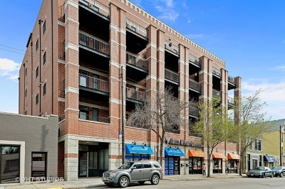 Chicago Condo/Townhouse For Sale: 2222 West Belmont Avenue #402