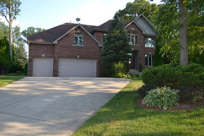 Orland Park Single Family Home For Sale: 11941 Bates Court
