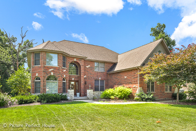 Channahon Single Family Home For Sale: 26835 South Highland Court