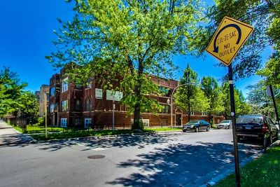 Chicago Multi Family Home For Sale: 2453 West Marquette Road