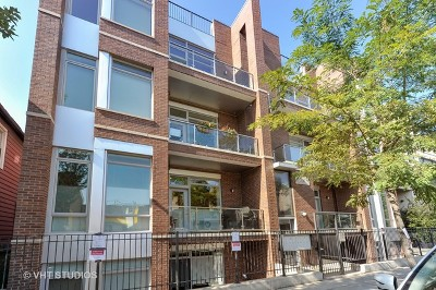 Condo/Townhouse For Sale: 2140 West Armitage Avenue #2W