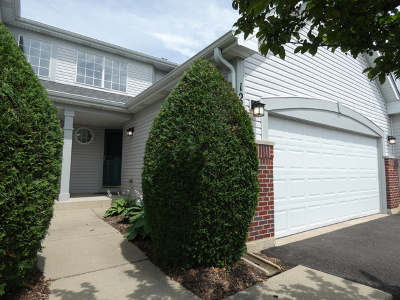 Bartlett Condo/Townhouse For Sale: 1273 Appaloosa Way