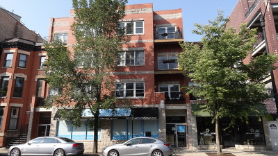 Condo/Townhouse For Sale: 2226 North Lincoln Avenue #2A