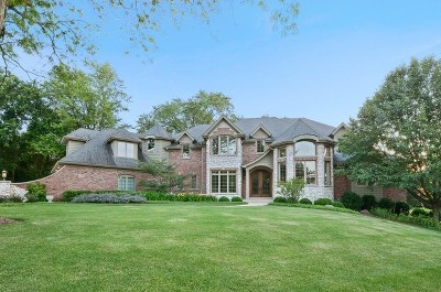Wheaton  Single Family Home For Sale: 1536 Orchard Road