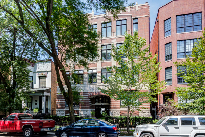 Condo/Townhouse For Sale: 540 West Oakdale Avenue #3E