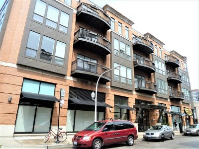 Condo/Townhouse For Sale: 600 West Drummond Place #307