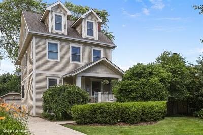 La Grange Single Family Home For Sale: 409 East Maple Avenue