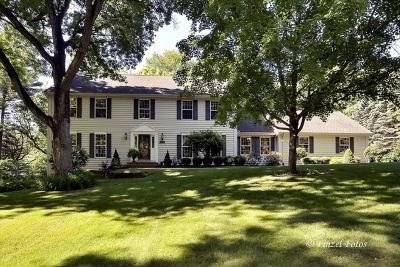Woodstock Single Family Home For Sale: 15301 Shamrock Lane