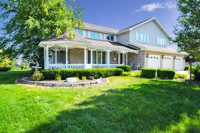 Frankfort Single Family Home For Sale: 11324 Cedarwood Court