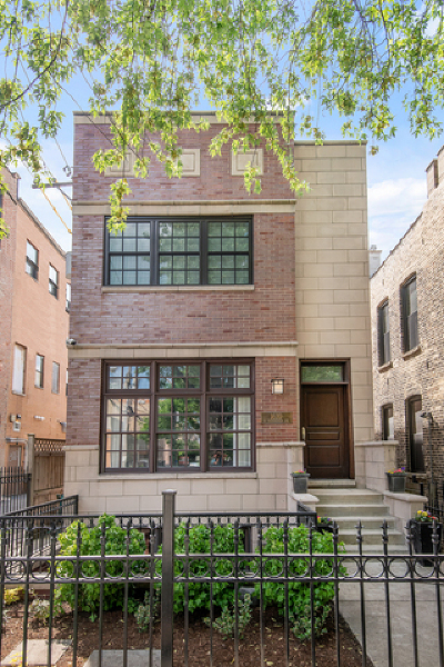 Single Family Home For Sale: 1610 North Winchester Avenue