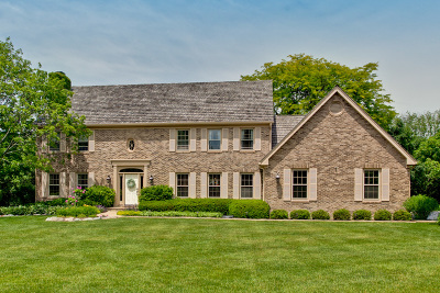 Lake Forest Single Family Home For Sale: 1420 Arbor Lane