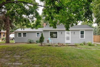 Sugar Grove Single Family Home Contingent: 215 South Rte 47