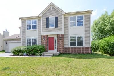Sycamore Single Family Home For Sale: 318 Chautauqua Lane
