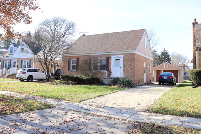 Mount Prospect Single Family Home For Sale: 514 North Emerson Street
