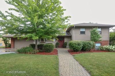 Flossmoor Single Family Home For Sale: 1253 Oakmont Avenue