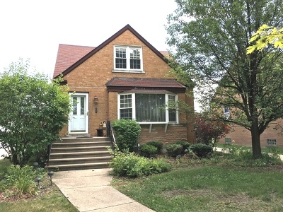 Westchester Single Family Home For Sale: 1547 Hull Avenue