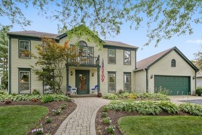 Wheaton Single Family Home For Sale: 1076 Dorset Drive