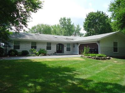 Barrington Single Family Home For Sale: 502 North East Lake Shore Drive