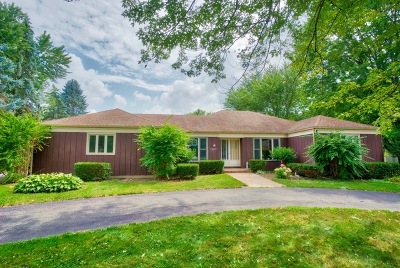 St. Charles Single Family Home For Sale: 3n217 Bernice Drive