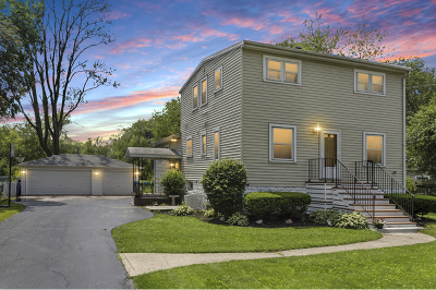 Melrose Park Single Family Home Contingent: 10823 Barry Avenue