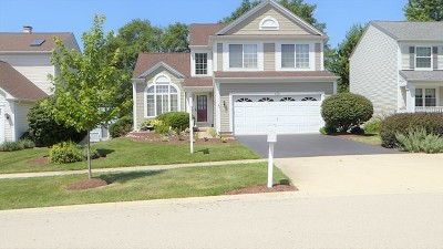 Bartlett Single Family Home For Sale: 416 Knoll Crest Drive