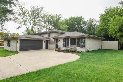 Downers Grove Single Family Home Contingent: 9s120 Florence Avenue