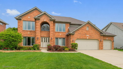 Naperville Single Family Home For Sale: 2635 Charlestowne Lane