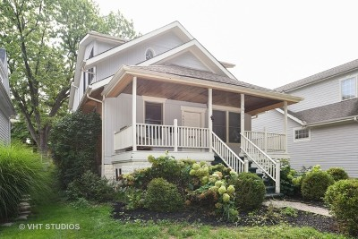 Downers Grove Single Family Home For Sale: 5405 Fairmount Avenue