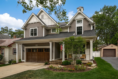 Downers Grove Single Family Home Price Change: 4628 Forest Avenue