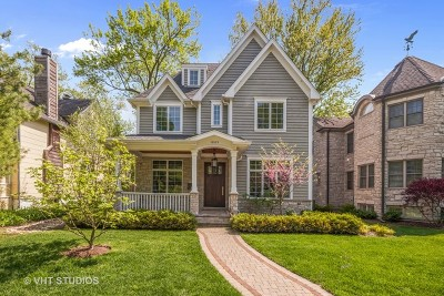 Wilmette Single Family Home Re-Activated: 1805 Walnut Avenue