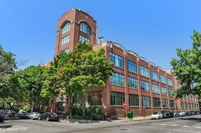 Condo/Townhouse For Sale: 2600 North Southport Avenue #305
