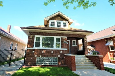 Maywood Single Family Home For Sale: 1408 South 12th Avenue