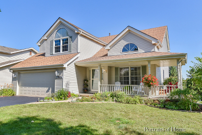 Geneva Single Family Home Price Change: 39w674 Terney Lane