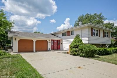 Hoffman Estates Single Family Home For Sale: 1470 Ashley Road