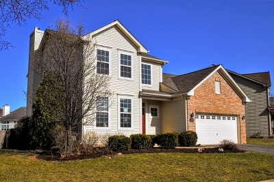 Elgin Single Family Home For Sale: 1709 Pin Oak Lane