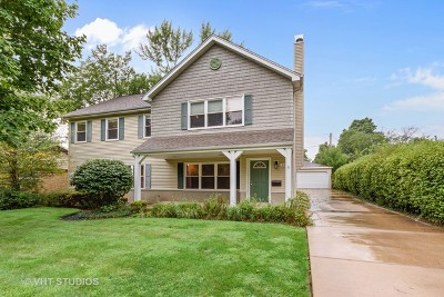 Glenview Single Family Home Price Change: 536 Short Lane