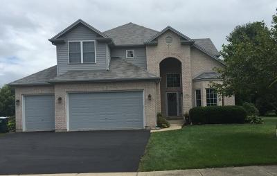 Geneva Single Family Home For Sale: 664 Samantha Circle