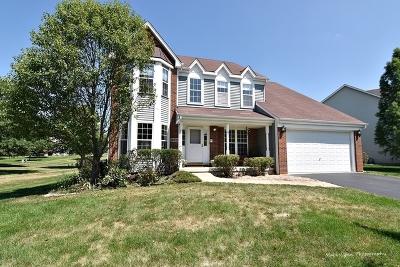 Geneva Single Family Home For Sale: 39w328 West Burnham Lane