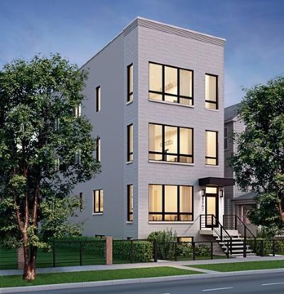 Condo/Townhouse For Sale: 1362 North Evergreen Avenue #2
