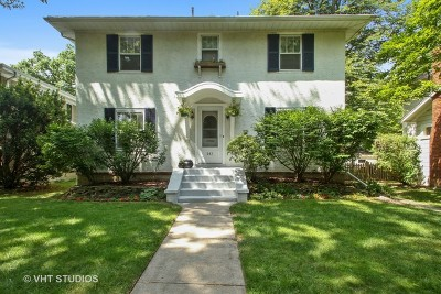Wilmette Single Family Home For Sale: 247 Wood Court