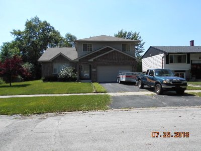Markham Single Family Home For Sale: 16250 Marshfield Avenue