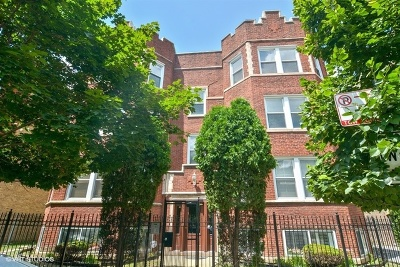 Condo/Townhouse Contingent: 2732 North Sawyer Avenue #2N
