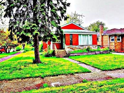 Dolton  Single Family Home Price Change: 14248 Minerva Avenue