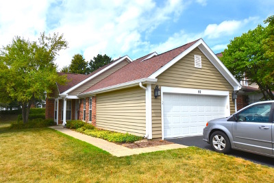 Schaumburg Condo/Townhouse Price Change: 92 Stevens Drive