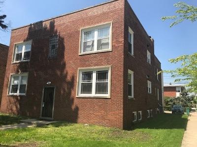 Skokie Multi Family Home For Sale: 9056 Lamon Avenue