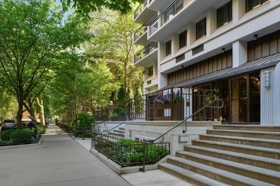 Condo/Townhouse For Sale: 1430 North Astor Street #4C