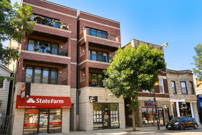 Condo/Townhouse For Sale: 1925 West Chicago Avenue #3