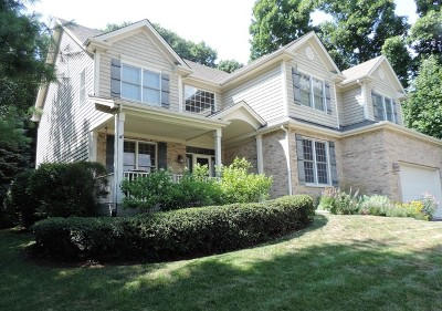 St. Charles Single Family Home For Sale: 2201 King James Avenue